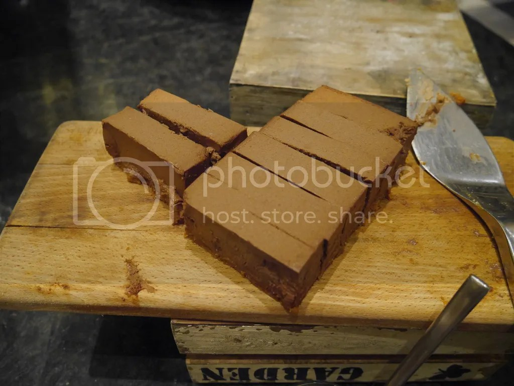 J65 Hotel Jen Tanglin chocolate cake