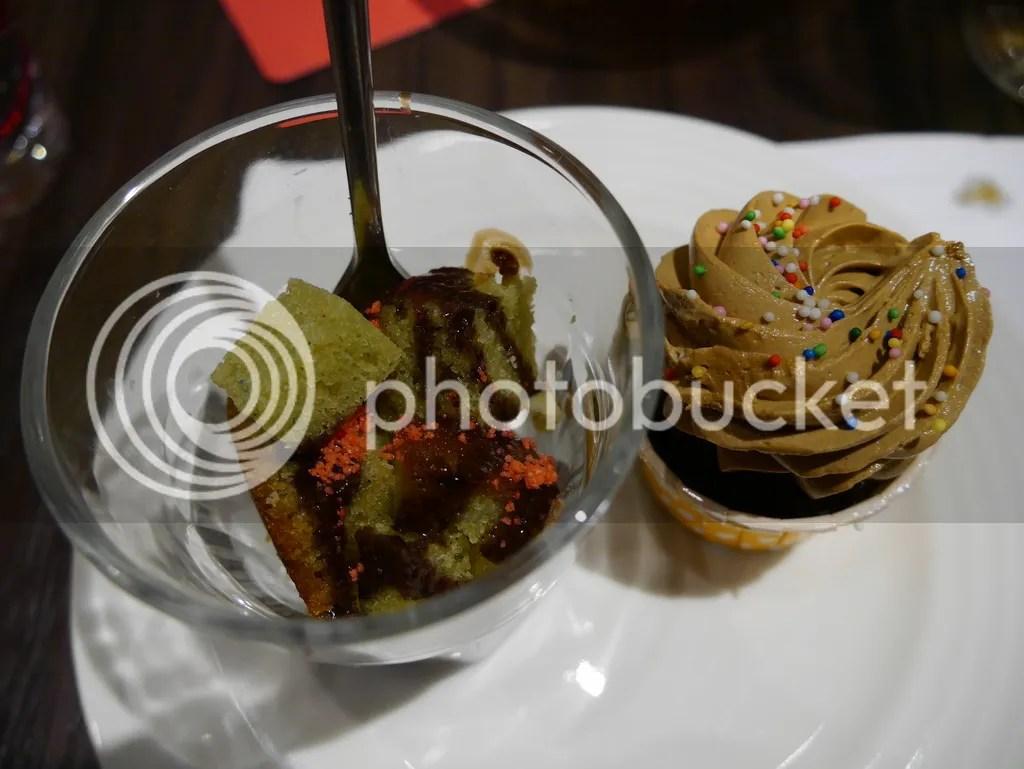 J65 Hotel Jen Tanglin Desserts