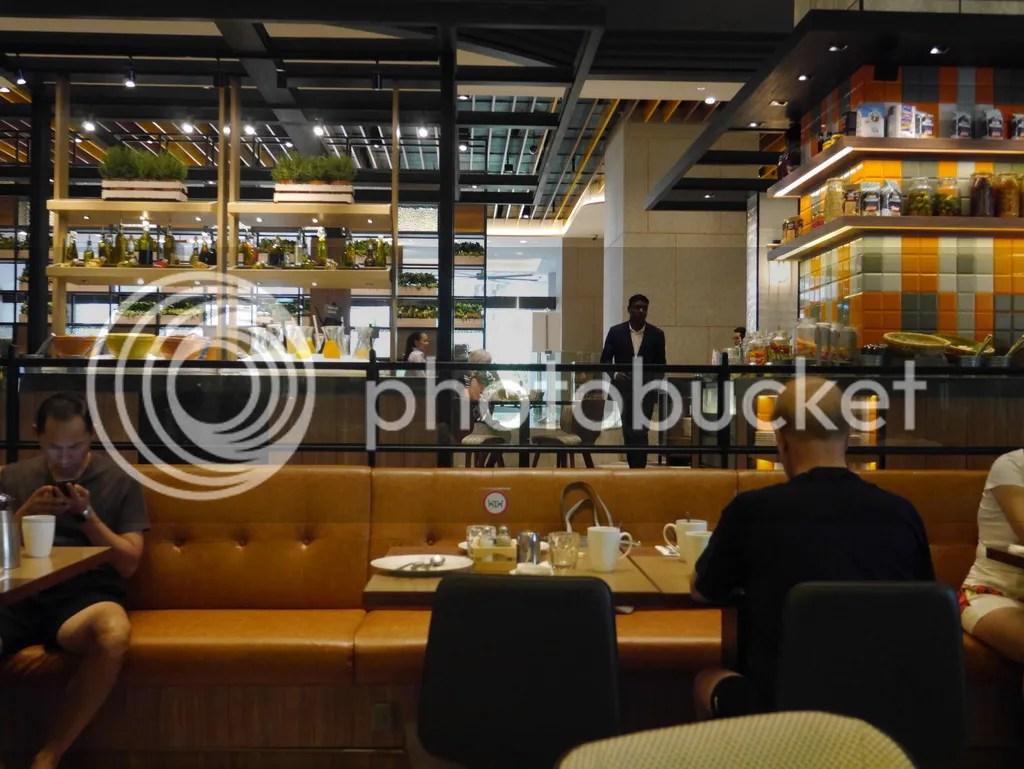 J65 Hotel Jen Tanglin Breakfast Buffet