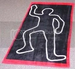 crime photo: Crime Scene Towel CrimeSceneTowel.jpg