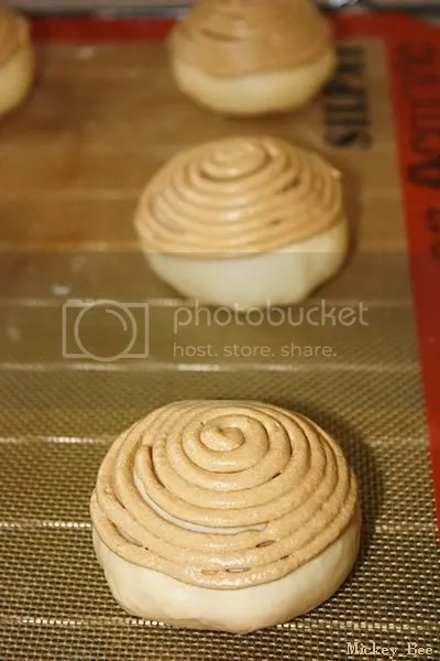 Mexican buns/ Coffee Buns