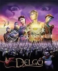 Delgo Movie Poster
