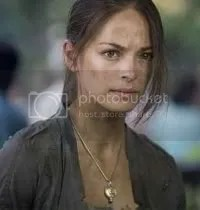 Kristin Kreuk is Chun-Li in Street Fighter.