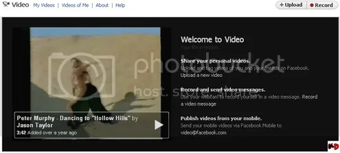 cara upload video di facebook