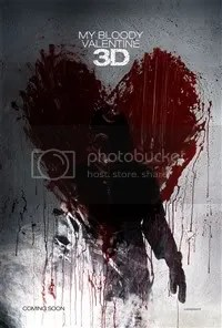 My Bloody Valentine 3D Movie Official Poster