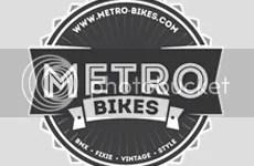 Metro Bikes - Online Store