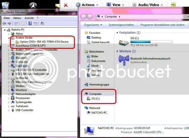 Cara Mengatasi Cd Dvd Rom Yang Tidak Ke Detect Di Windows 7
