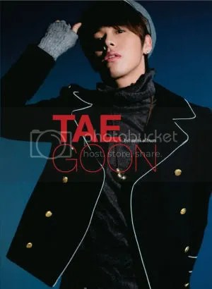 Taegoon,Corea,covers