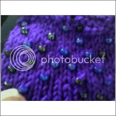 Close Up on Pattern & Beads