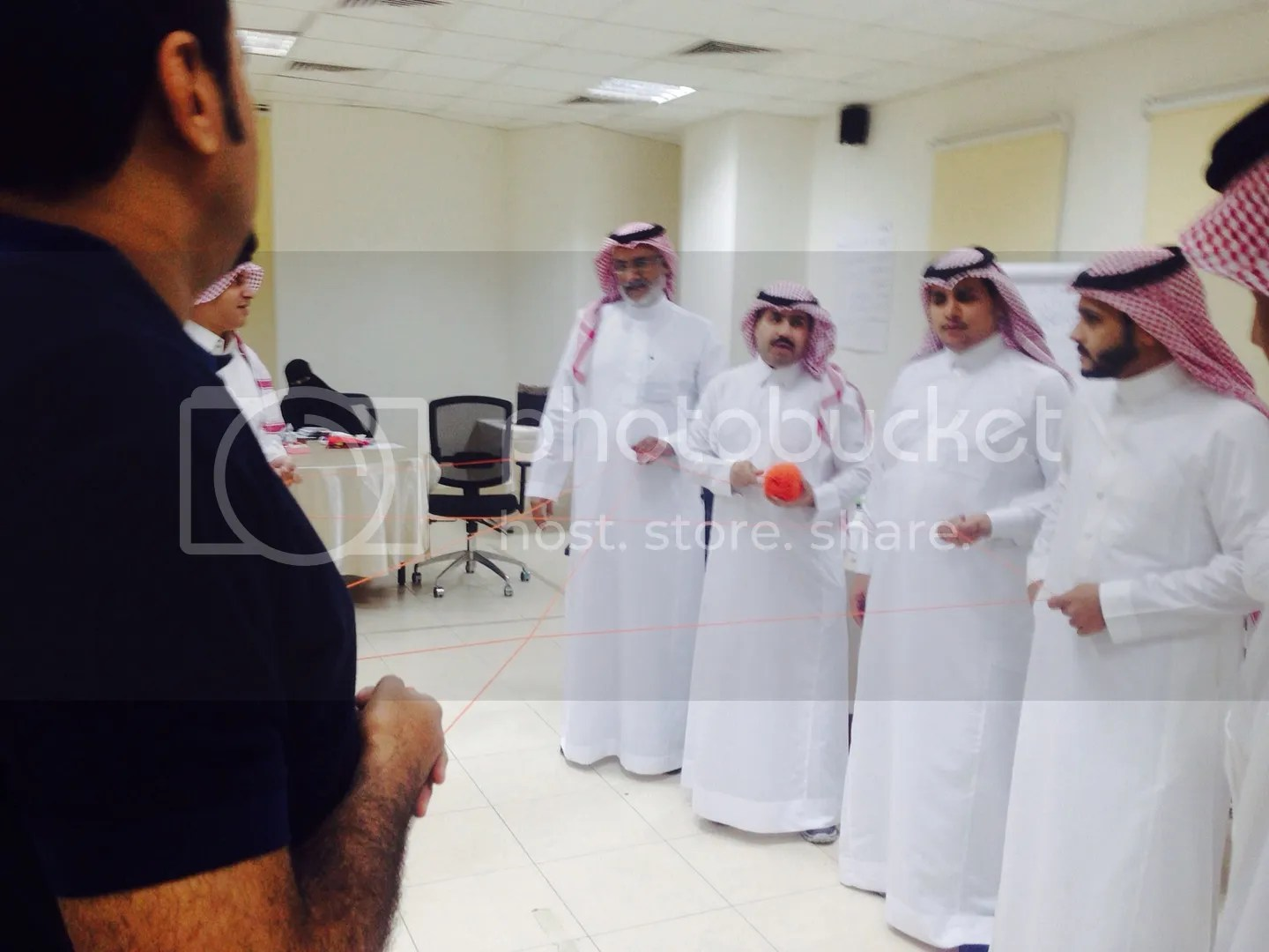 Sphere ToT trainees in Riyadh, Saudi Arabia