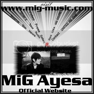 link to www.mig-music.com, MiG's official website