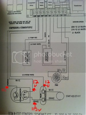 115v AC wiring help With diagram  Offshoreonly