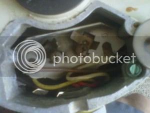 Need help Reattaching Pump Wiring