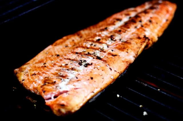 Simply Grilled Wild Sockeye Salmon   Jennifer Cooks