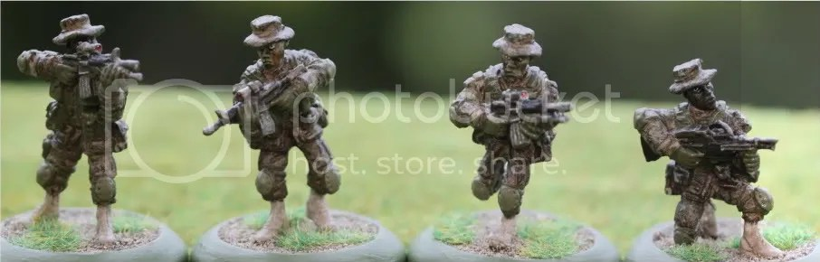 Force Recon Marines (Devil Dog Designs)