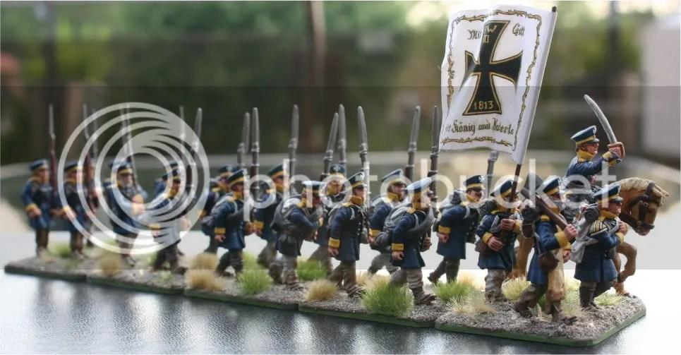 3tes Battalion, 13te Schlesische Landwehr