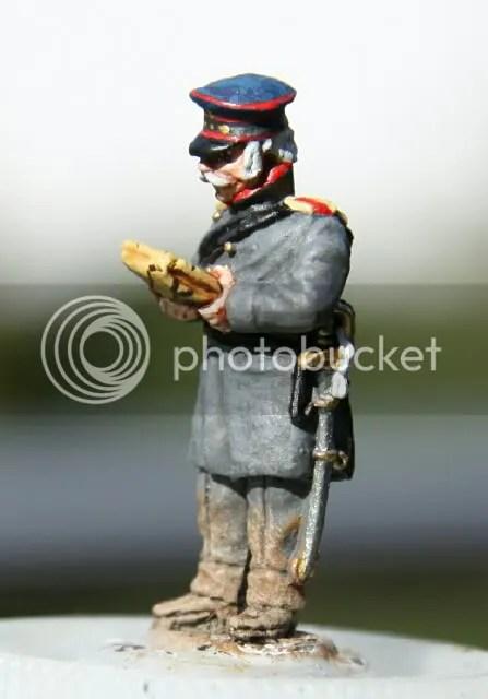 Prussian Artillery Officer