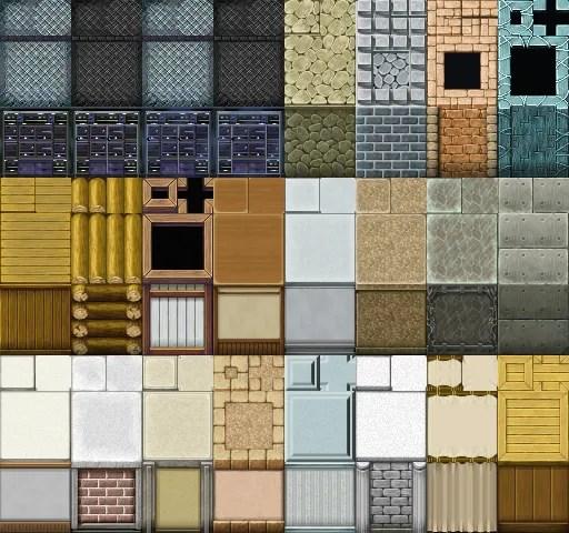 RPG Maker VX/Ace Modern | GrandmaDebsLittleBits