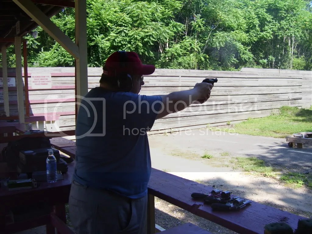 Shooting the Ruger LCR