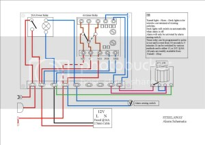 electrical wiring diagram software  Boat Building