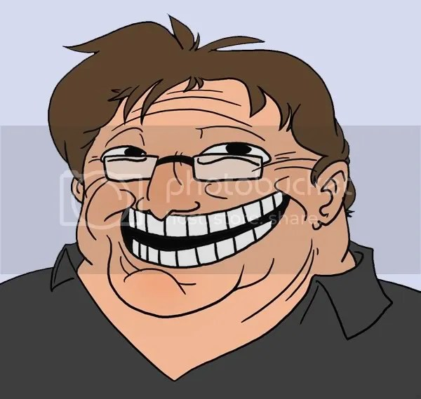 Gabe Trollface