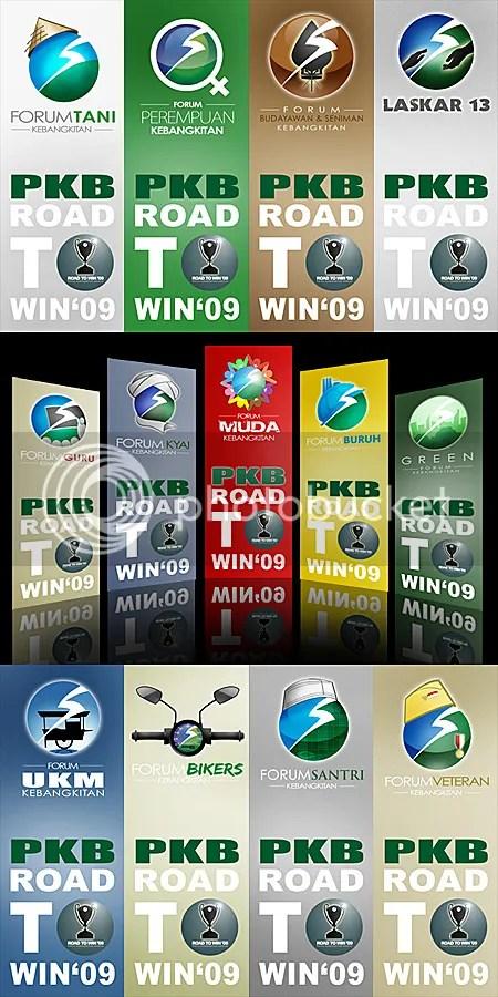 Banner Design - Peluncuran 13 Komunitas Strategis Kebangkitan