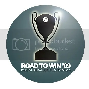 LOGO PKB ROAD TO WIN 09