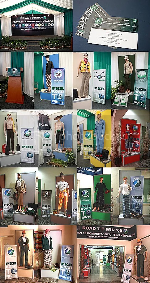 Photoss of Peluncuran 13 Komunitas Strategis Kebangkitan