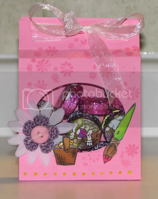 Studio G Easter Treat Holder
