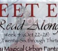 Sweet Evil Read-A-Long Week 4: Chapter 26-31