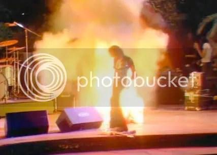 Primera explosión del amplificador