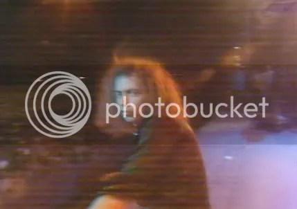 Blackmore contra la cámara