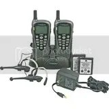 xu-500 2-way radio