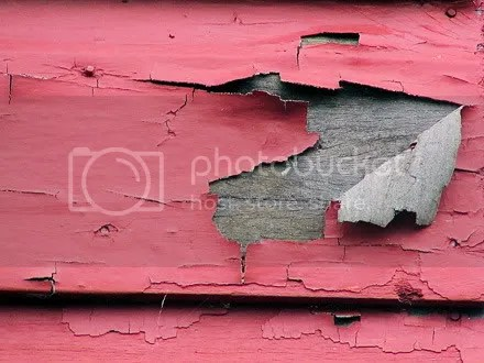 Peeling, Cracking Lead Paint