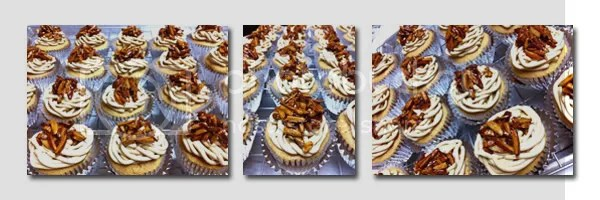 Genoise Coffee Cupcake