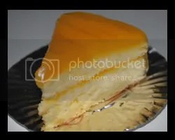 Orange Cake on Legend