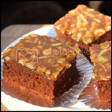 Rich Toffee Cake