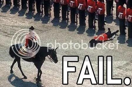 Royal Fail