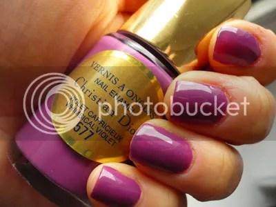 violet capricieux