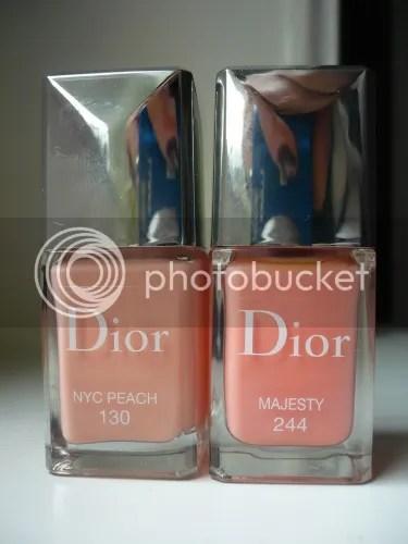 Dior NYC Peach, Majesty