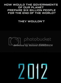 2012 Movie inspired by Maya calendar