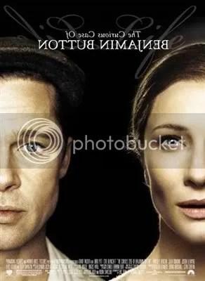 Benjamin Button Movie Poster