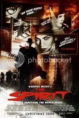 The Spirit with Gabriel Macht