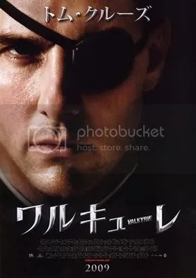 Valkyrie Tom Cruise