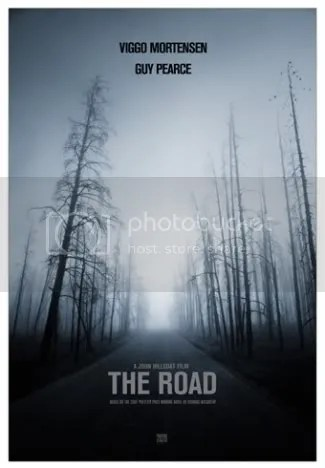 The Road Movie Teaser Poster