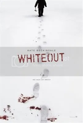 Whiteout Movie International Poster