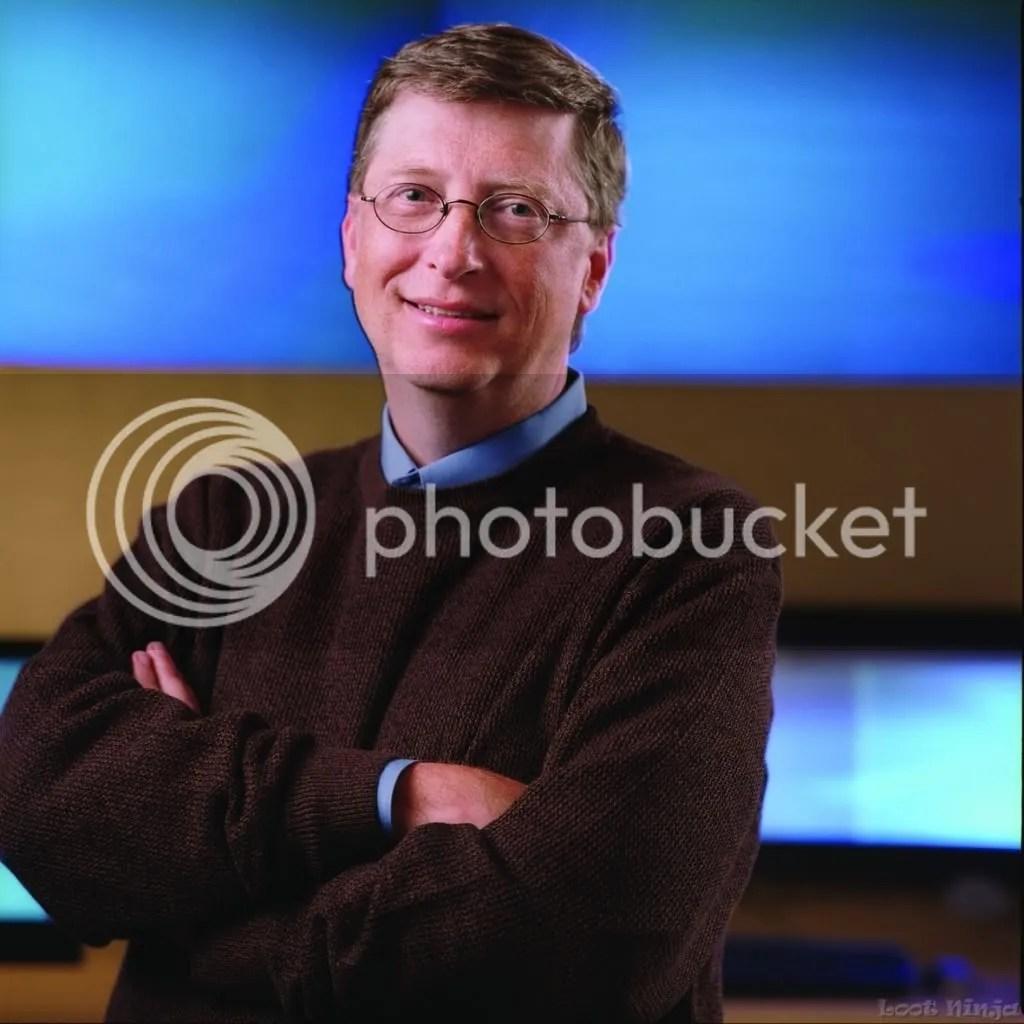 Bill Gates Guyonan