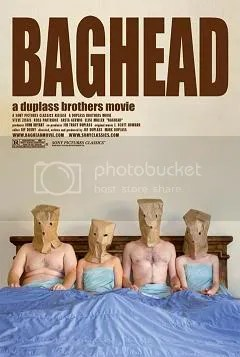 Baghead: The Poster