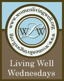 Faith's Firm Foundation linking up at Women Living Well