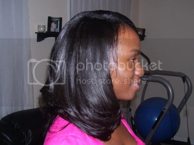 10 and 12 inch weave hairstyles 131136 | sew in weave w/ 12